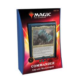 Wizards of the Coast MTG Ikoria Commander Deck: Arcane Maelstrom