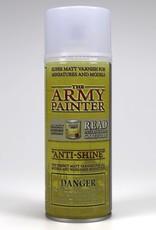 Base Primer: Anti-Shine, Matt Varnish