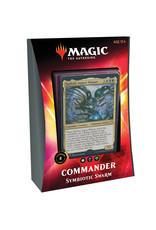 Wizards of the Coast MTG Ikoria Commander Deck: Symbiotic Swarm