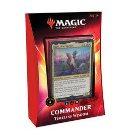 Wizards of the Coast MTG Ikoria Commander Deck: Timeless Wisdom