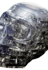 University Games 3D Crystal Skull Black Puzzle 48 PCS
