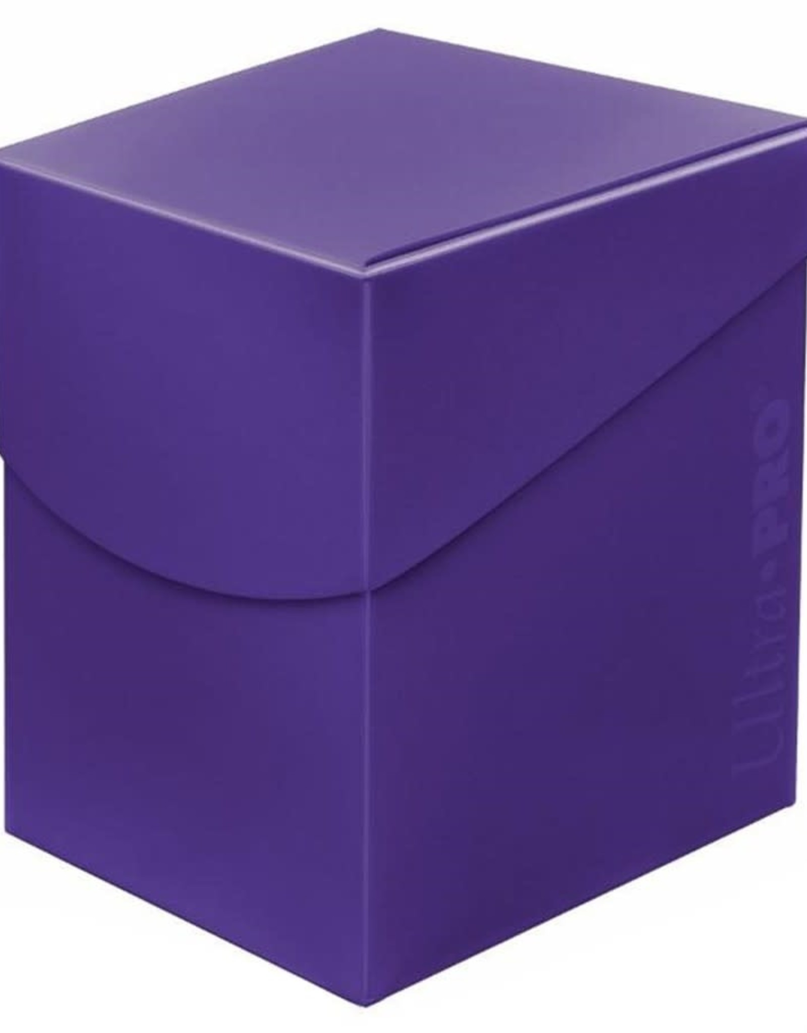 Deck Box: Eclipse 100+ Purple