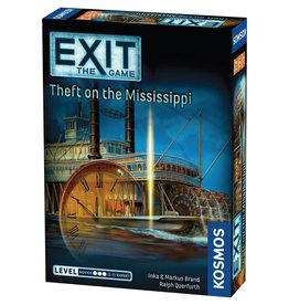 Thames and Kosmos Exit: Theft on the Mississippi