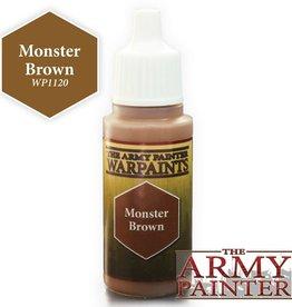 Warpaints: Monster Brown 18ml
