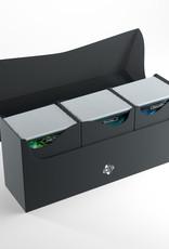 Deck Box: Triple Deck Holder 240+ Black