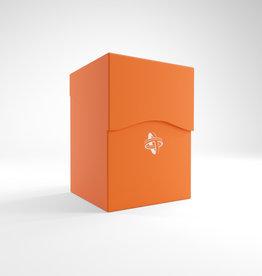 Deck Box: Deck Holder 100+ Orange