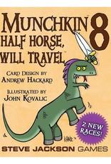 Steve Jackson Games Munchkin 8 - Half Horse, Will Travel Expansion