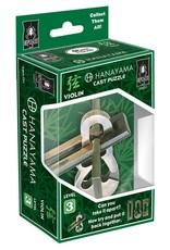University Games Hanayama Puzzle: Violin Lvl 3