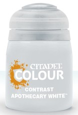 Citadel Contrast Paint: Apothecary White
