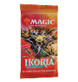 Wizards of the Coast MTG Ikoria: Lair of Behemoths Collector Booster