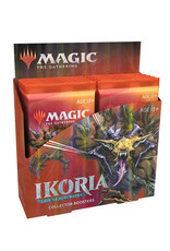 Wizards of the Coast MTG Ikoria Lair of Behemoths Collector Booster Display (12)