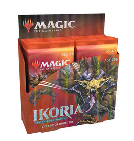 MTG Ikoria Lair of Behemoths Collector Booster Display (12)