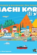 Pandasaurus Machi Koro: The Harbor and Millionaire's Row Expansions