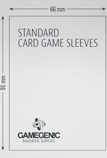 Matte Sleeves: Standard Card Game (50) (Gray)