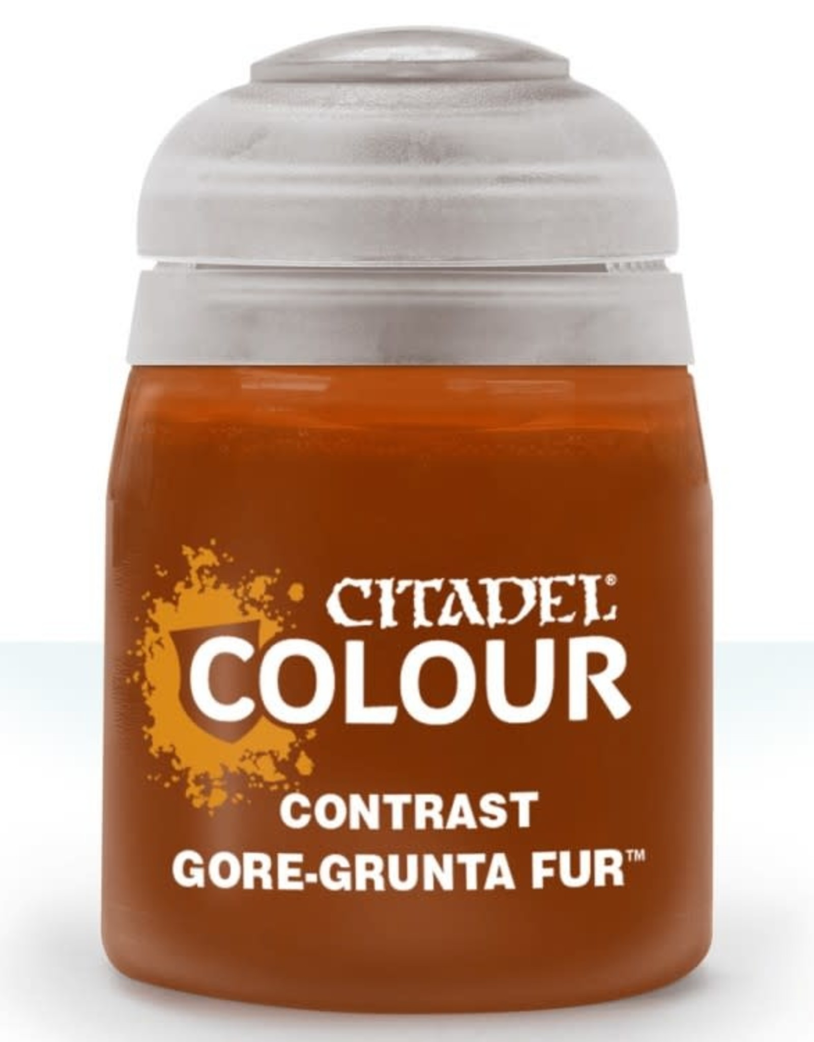 Games Workshop Contrast Paint: Goregrunta Fur