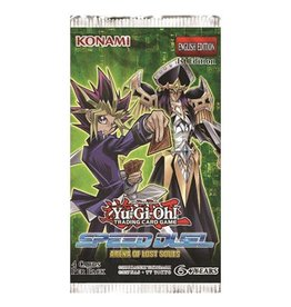 Konami Yu-Gi-Oh TCG: Speed Duel Arena of Lost Souls Booster