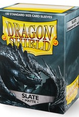 Arcane Tinmen Deck Protectors: Dragon Shield Matte (100) Slate