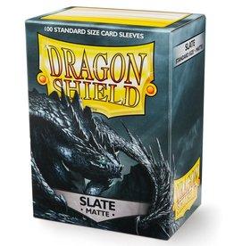 Arcane Tinmen Sleeves: Dragon Shield Matte (100) Slate