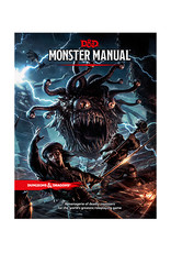 Wizards of the Coast D&D Monster Manual 5E (Core Rules)