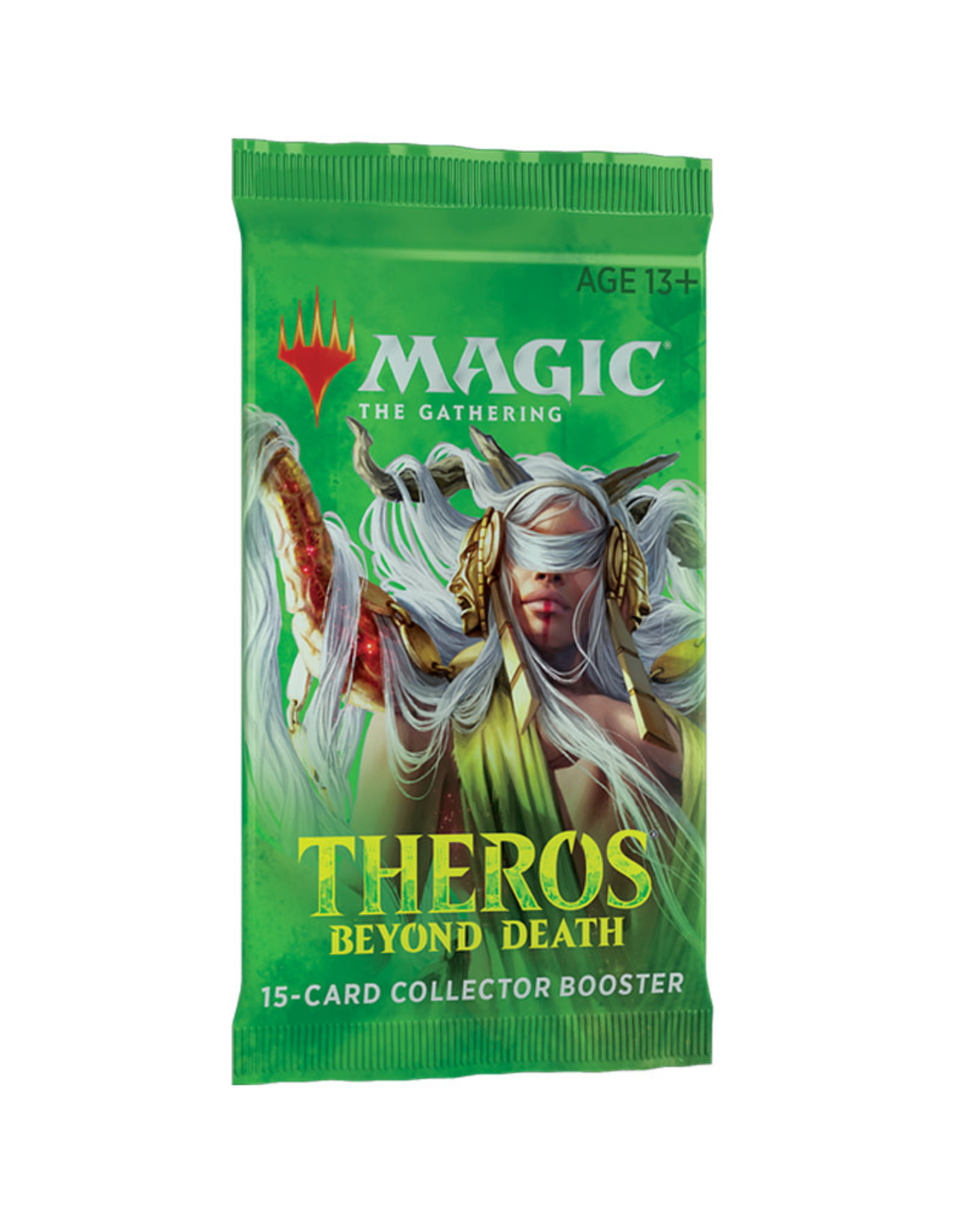 Wizards of the Coast MTG Theros Beyond Death Collector Booster