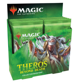 Wizards of the Coast MTG Theros Beyond Death Collector Booster Display (12 CT)