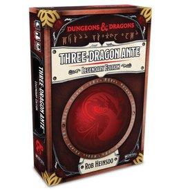 Wizkids D&D Three-Dragon Ante - Legendary Edition