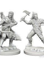 Wizkids D&D Unpainted Minis: Human Ranger Male