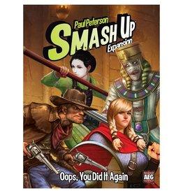 Alderac Smash Up Oops You Did It Again Expansion