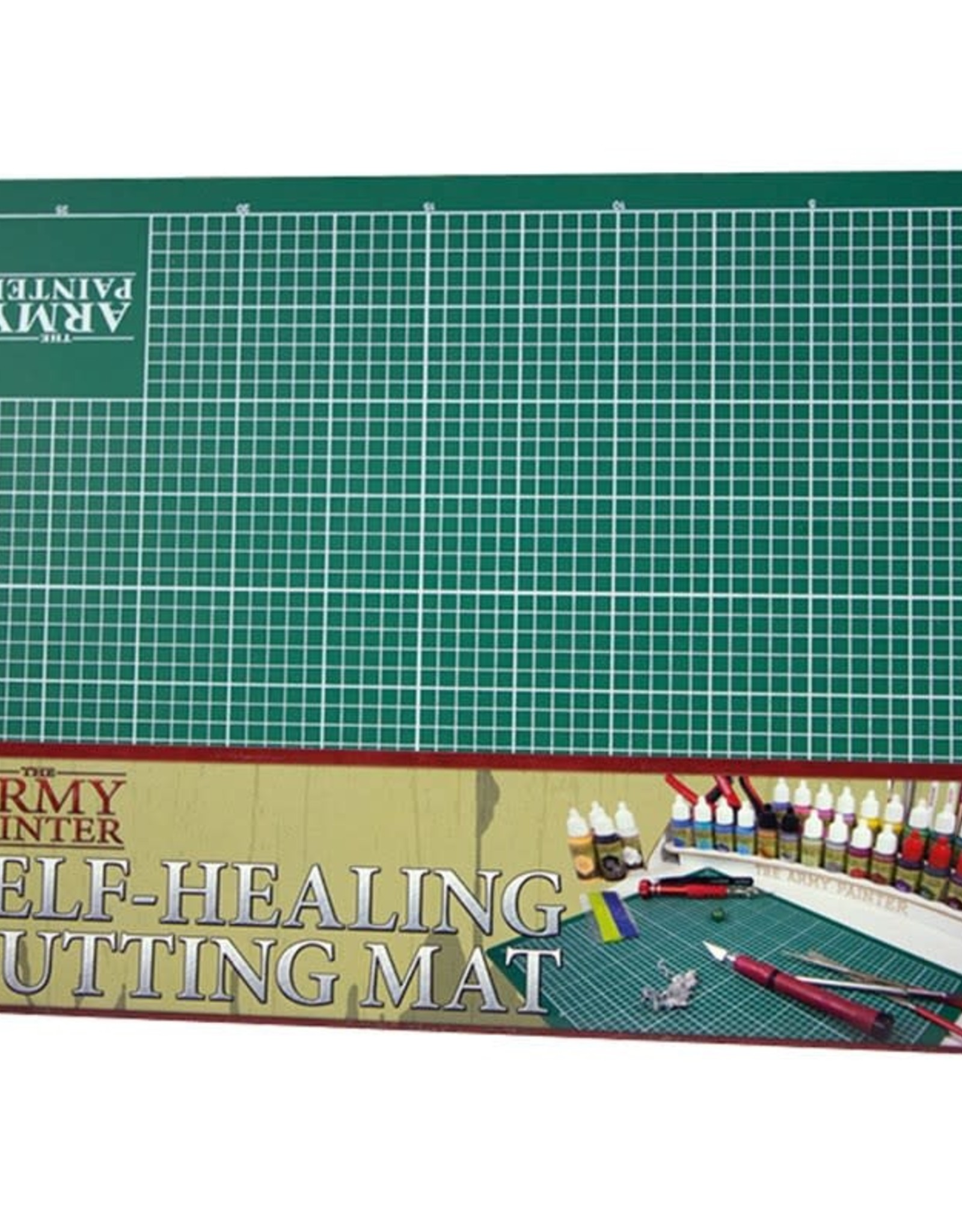 Tools: Self-Healing Cutting Mat