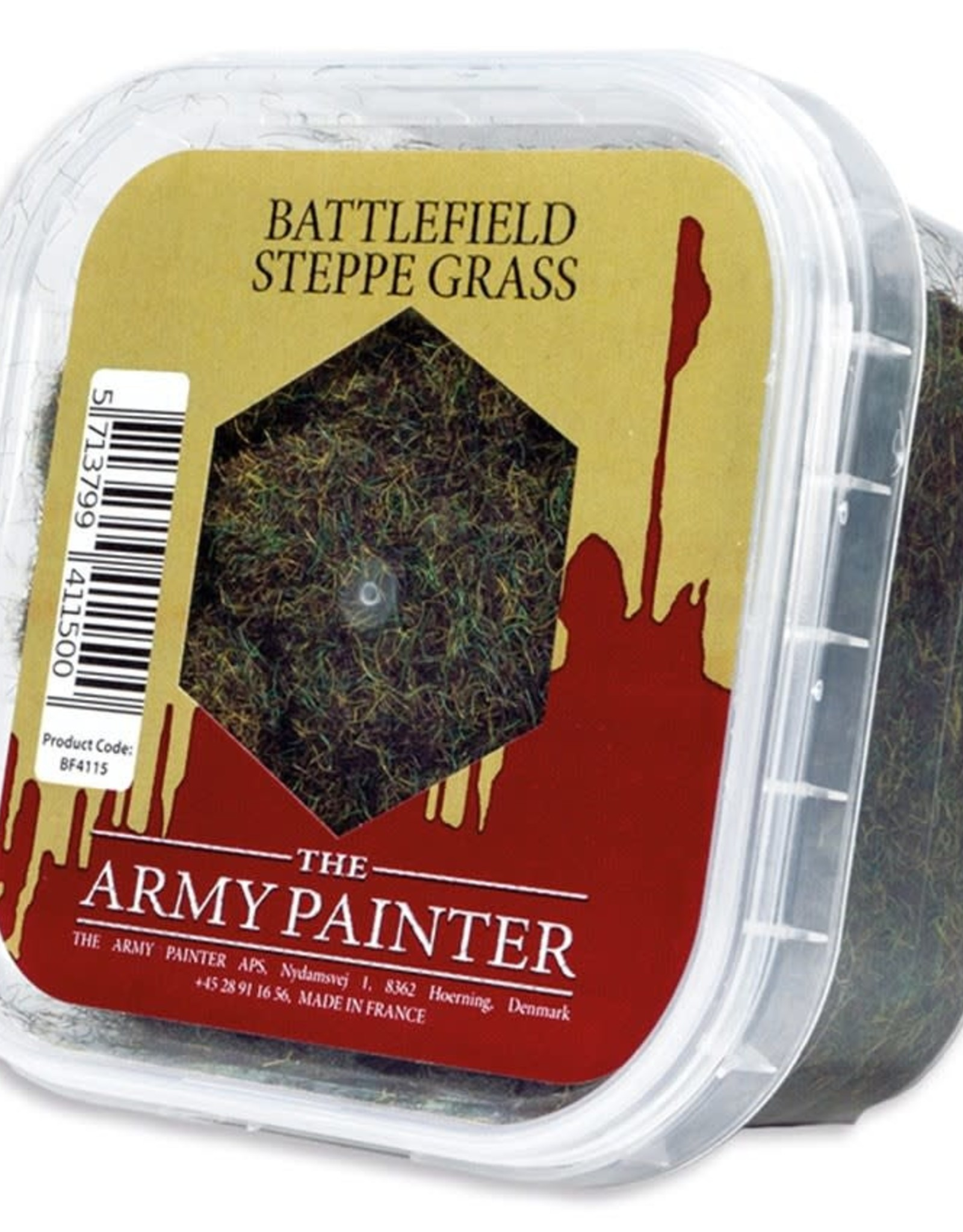 Battlefields: Battlefield Steppe Grass
