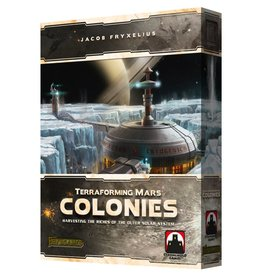 Stronghold Games Terraforming Mars The Colonies Expansion