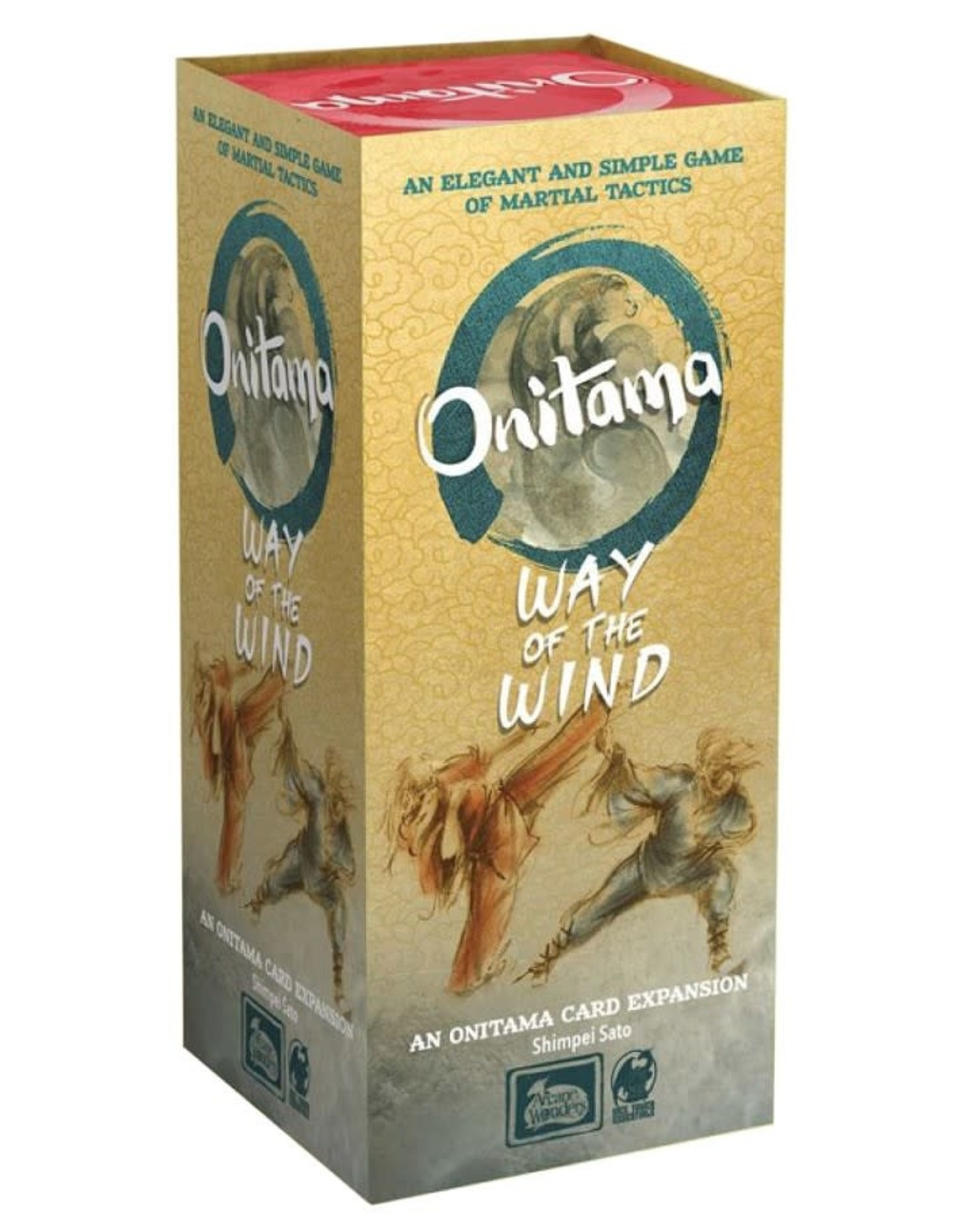 Arcane Wonders Onitama: Way of the Wind Expansion