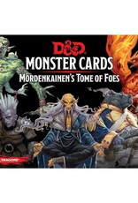 Gale Force 9 D&D RPG: Monster Cards Mordenkainen's Tome of Foes