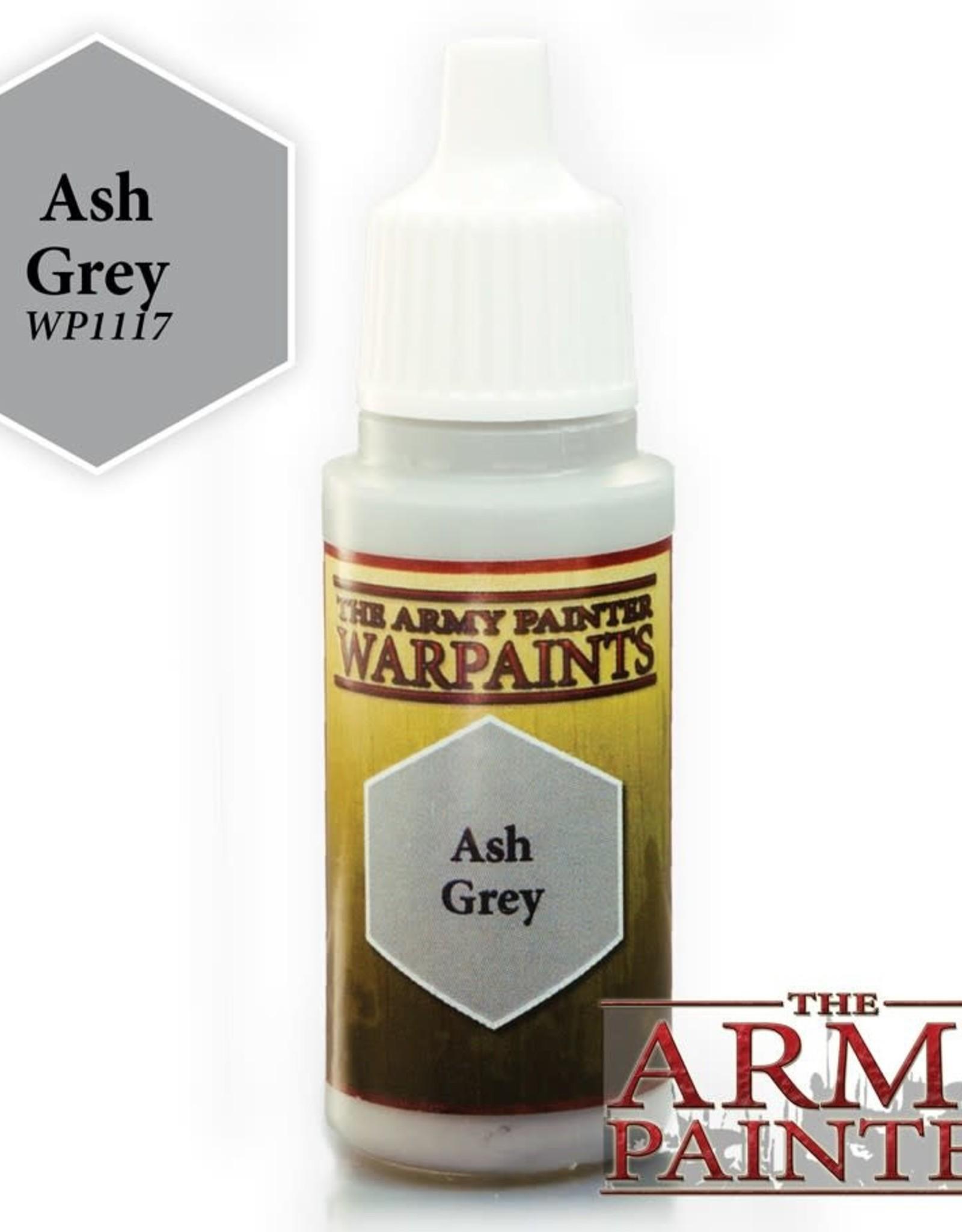 Warpaints: Ash Grey 18ml