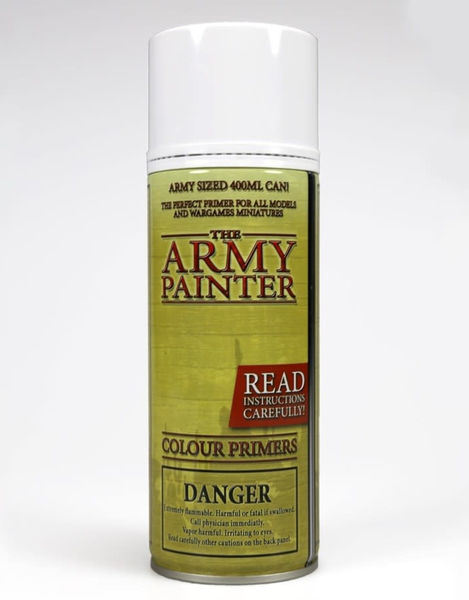 Colour Primer: Army Green