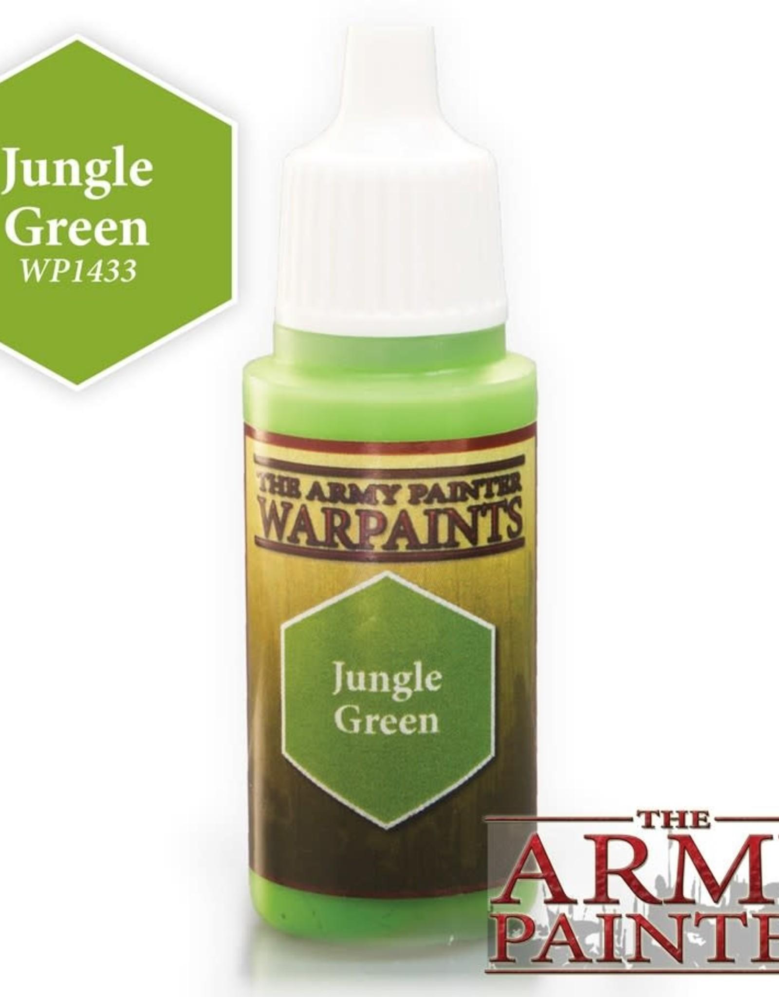 Warpaints: Jungle Green 18ml
