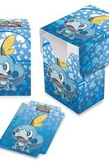 Deck Box: Pokemon Sword & Shield Sobble 100+
