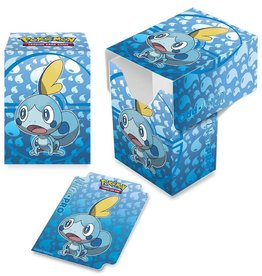 Deck Box: Pokemon Sword & Shield Sobble 100+