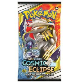 Pokemon Pokemon TCG Cosmic Eclipse Booster