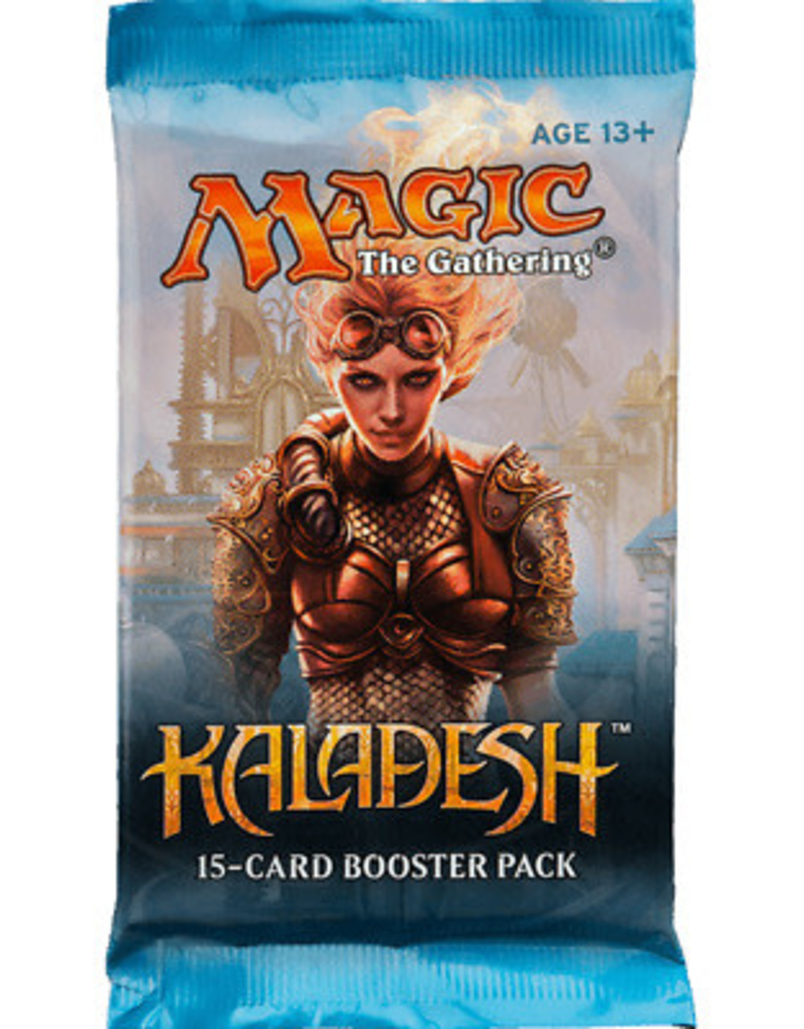 Wizards of the Coast MTG Kaladesh Booster