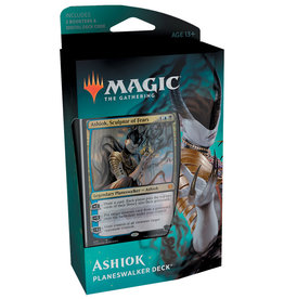 Wizards of the Coast MTG Theros Beyond Death Planeswalker Deck: Ashiok, Sculptor of Fears
