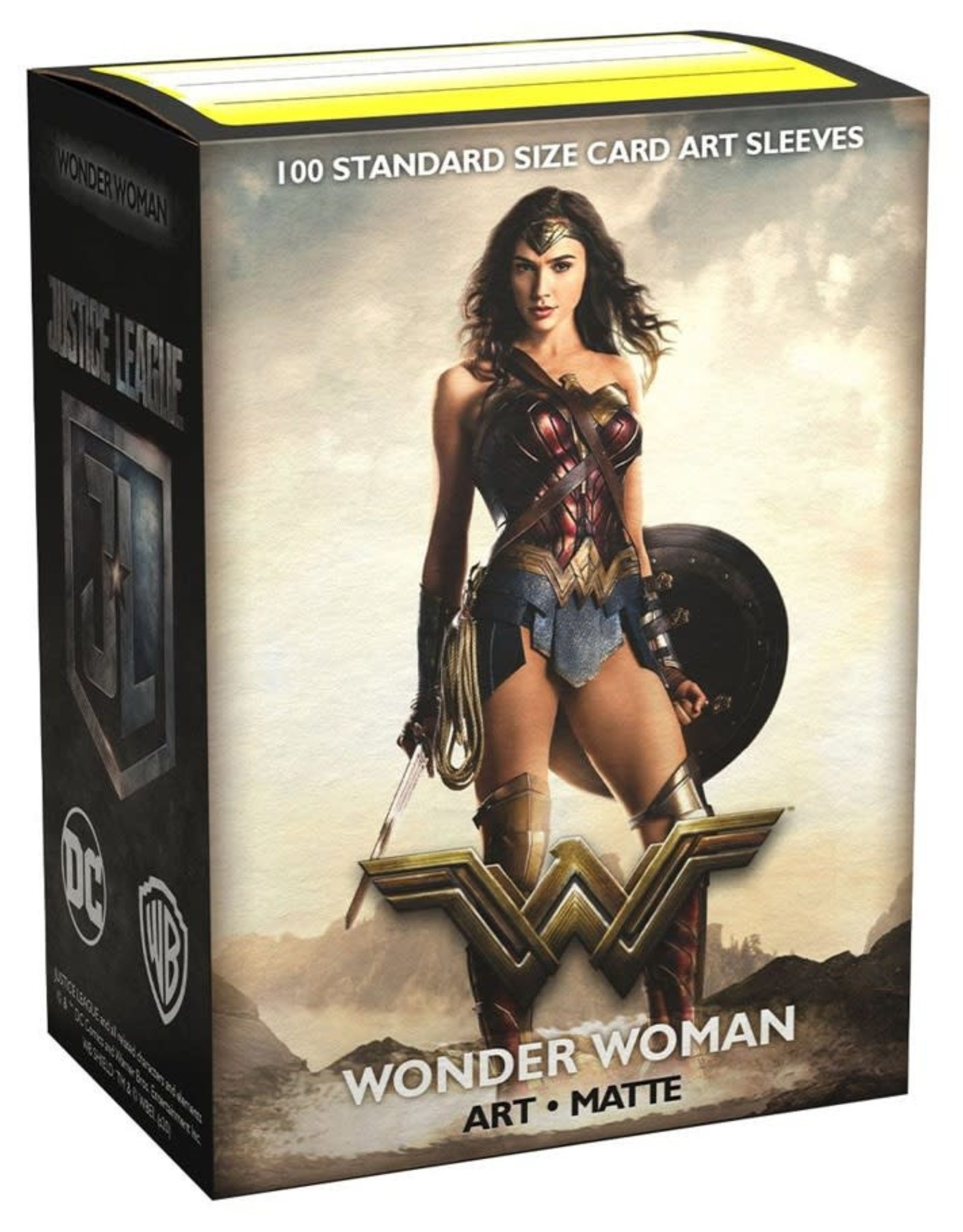 Arcane Tinmen Deck Protectors: Dragon Shield Matte Art Wonder Woman (100)