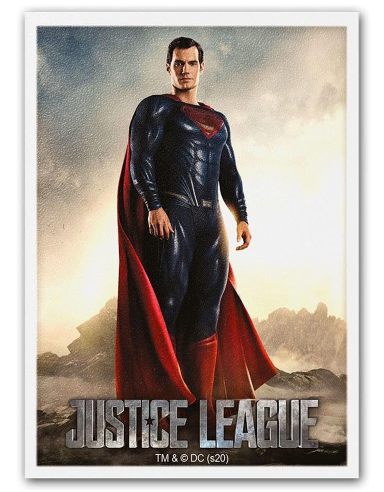 Arcane Tinmen Sleeves: Dragon Shield Matte Art Superman (100)