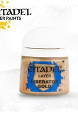 Citadel Layer Paint: Liberator Gold