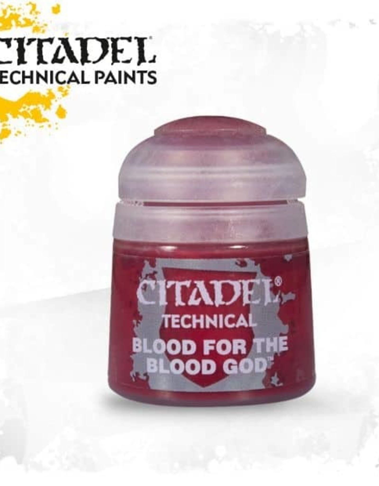 Games Workshop Technical Paint: Blood for the Blood God