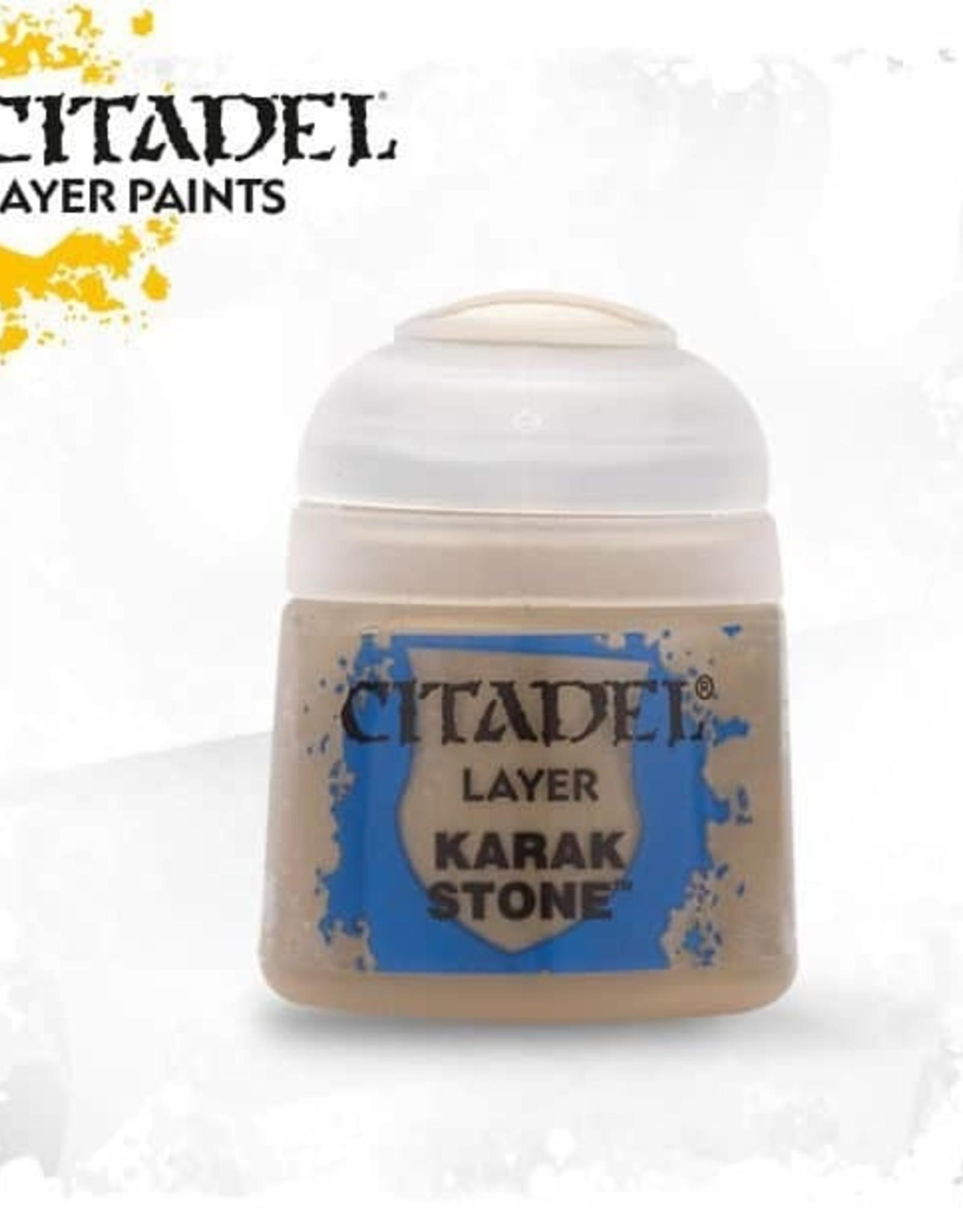 Citadel Layer Paint: Karak Stone