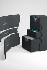 Deck Box: Stronghold 200+ Black