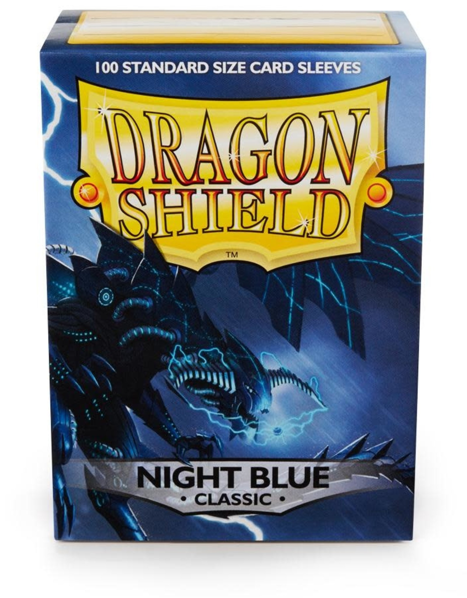 Arcane Tinmen Deck Protectors: Dragon Shield Classic Night Blue (100)