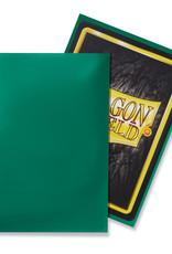 Arcane Tinmen Sleeves: Dragon Shield Classic (100) Green