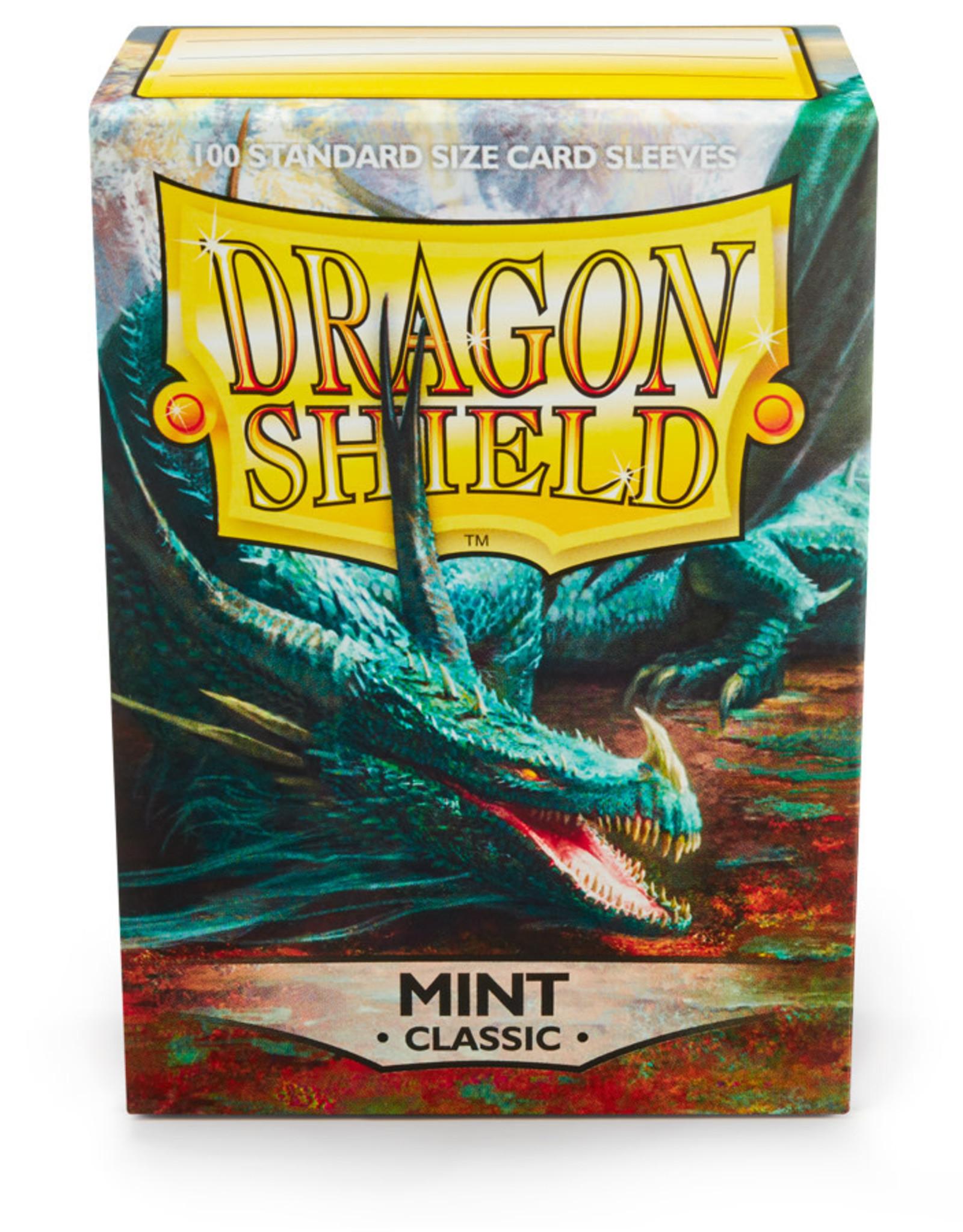 Arcane Tinmen Deck Protectors: Dragon Shield Classic (100) Mint
